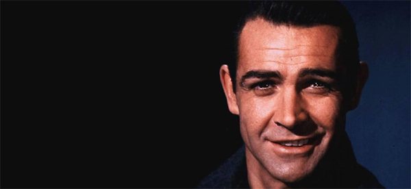 James Bond Is Actually Just A Psychopath, And Heres Why james bond sean connery 007 face