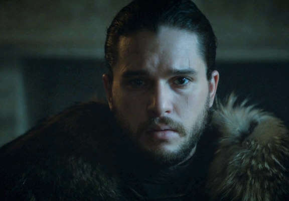 Game of Thrones Actress Has An Out There Theory About Jon Snows Future jon snow featured 1