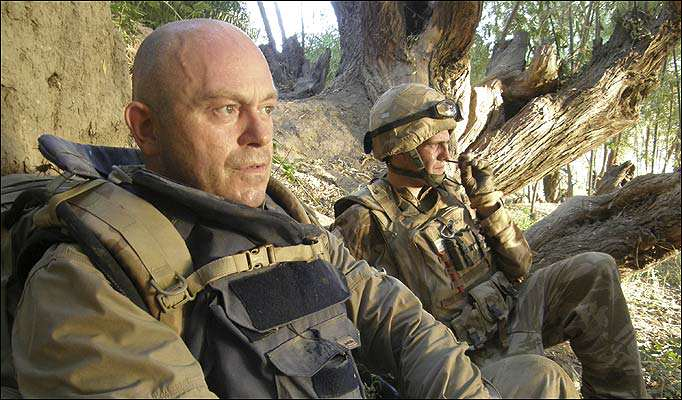 Ross Kemp Targeted By ISIS Sniper While Filming New TV Show kemp22