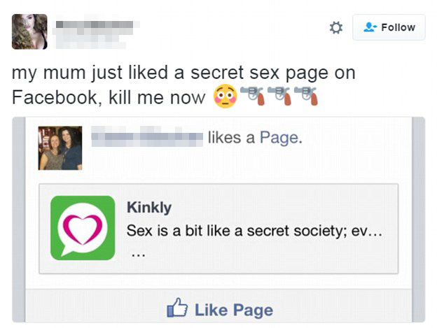 Parents Are Horrifying Their Kids By Sharing Very NSFW Things On Facebook kink