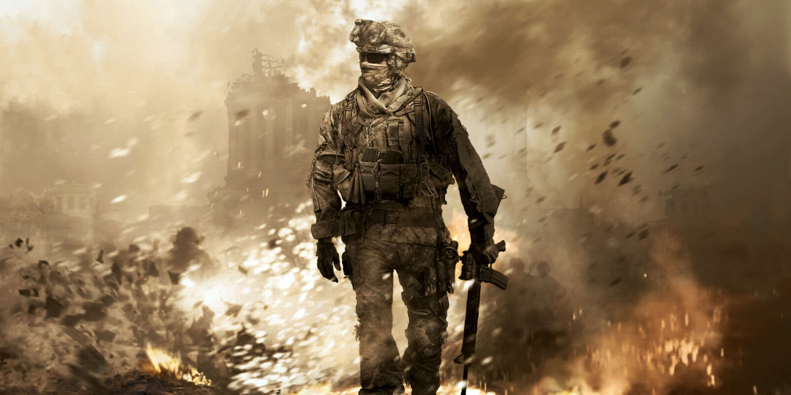 Call Of Duty Nearly Adopted A Very Different Setting landscape 1456759219 14993 call of duty 4 modern warfare game desktop wallpaper 2560x1600