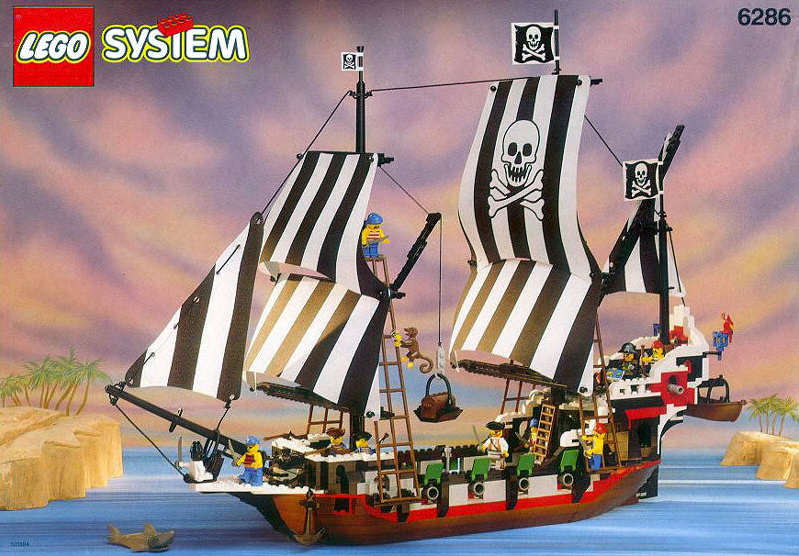 You Can Now Get Paid £27,000 A Year To Play With LEGO lego ship lego