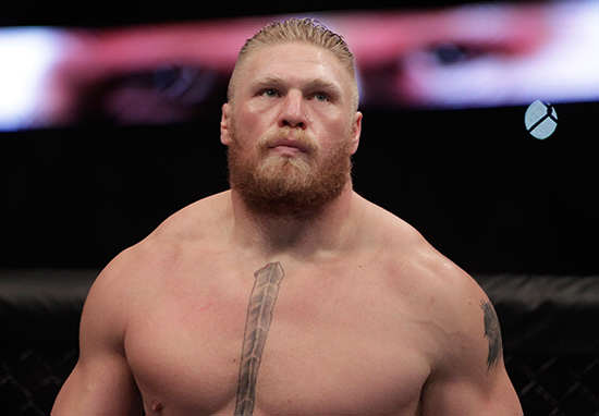 Brock Lesnar Doesnt Give A Sh*t How UFC 200 Affects WWE Career les1