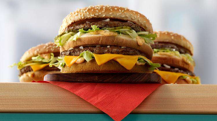 Chef Turns A McDonalds Into Fine Dining Dish, Fools Food Experts mac44
