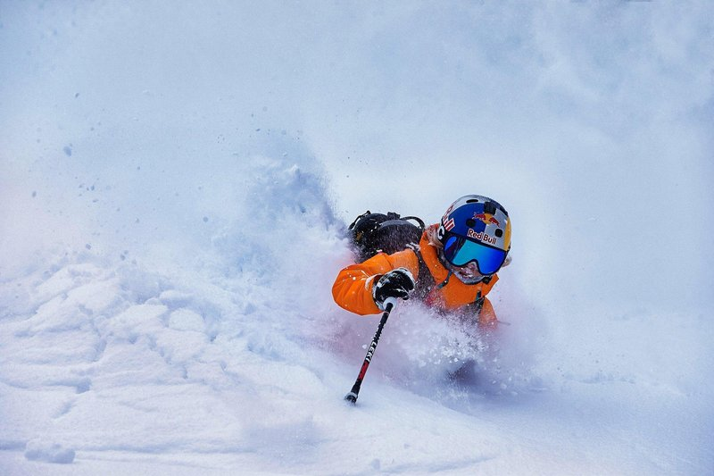 Pro Skier Dies During Shoot For Ubisofts New Game Steep matilda rapaport rides through powder in japan