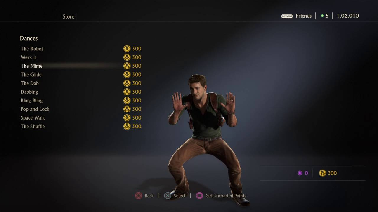 Behind The Scenes Of Uncharted 4s Ridiculous Dance Taunts maxresdefault 20