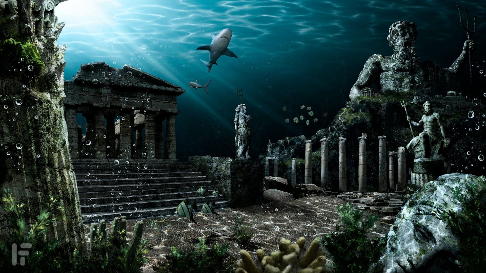 Dont Panic, But Theres A Giant Underwater Alien City In Mexico maxresdefault 41