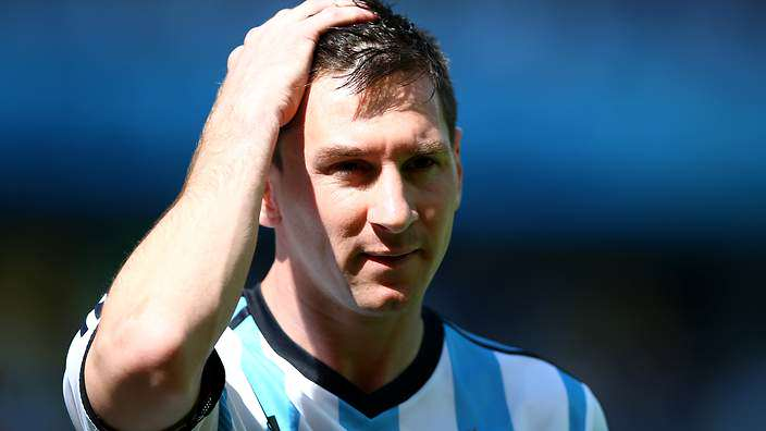 Messi Breaks Twitter After Prison Sentence For Tax Evasion messi g