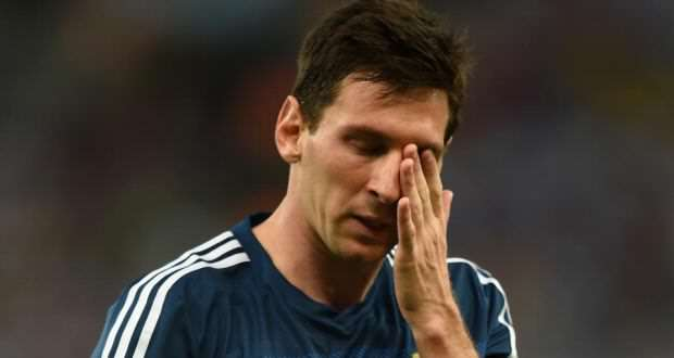Lionel Messi Sentenced To 21 Months In Prison messi getty