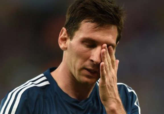 Lionel Messi Sentenced To 21 Months In Prison