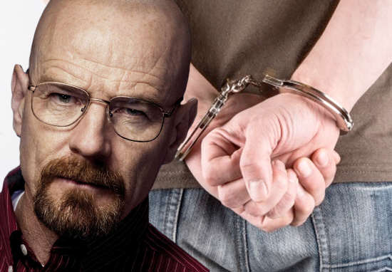 Police Arrest Man For Possession Of Meth In Hilarious F*ck Up meth1 1