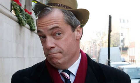 Nigel Farage Offered Serious Cash To Do Im A Celebrity nigel farage 02 youtube