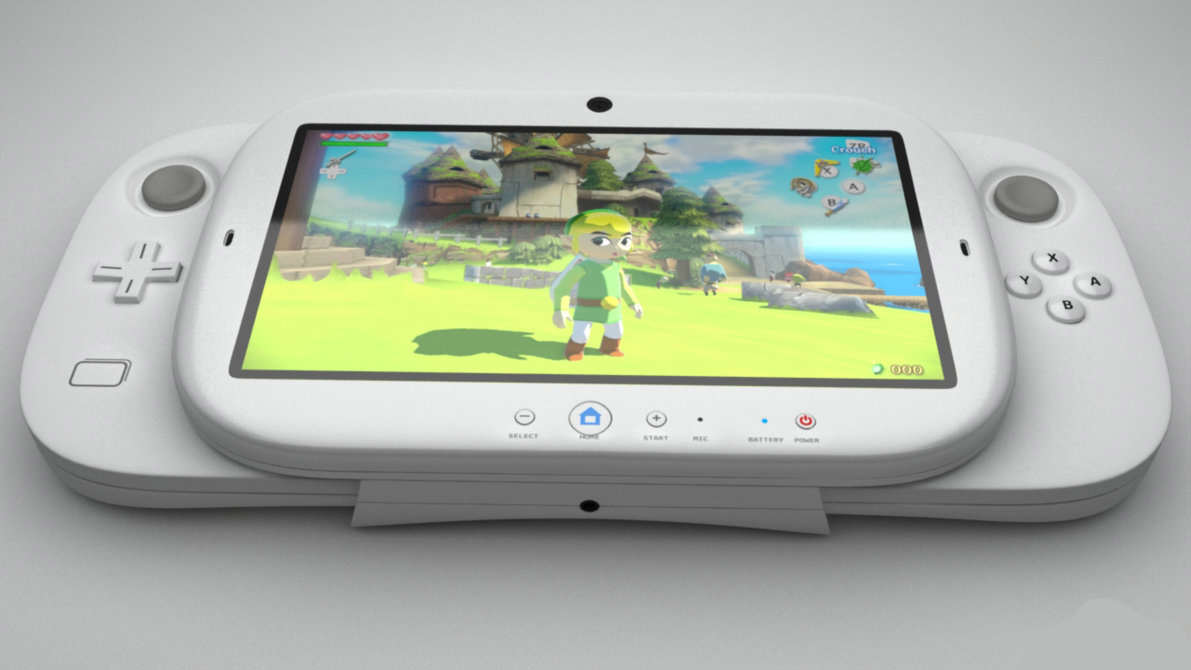 New Nintendo Patent Reveals More About The NX nintendo fusion nx