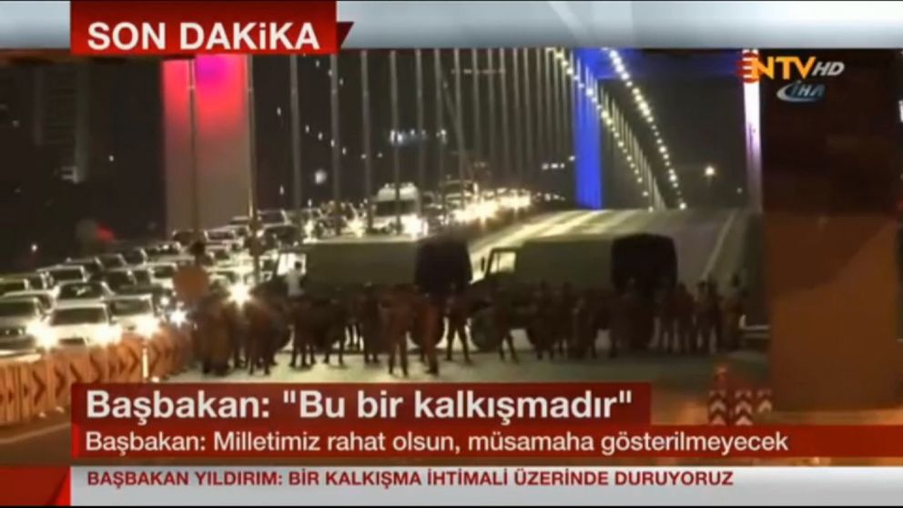 Turkish Military Says It Has Taken Over The Nation ntv