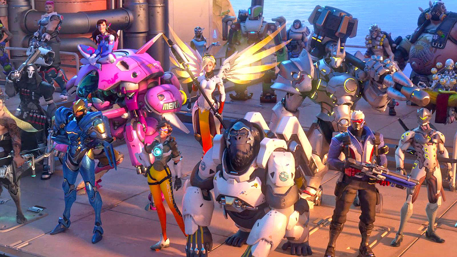 Overwatch Pays Touching Tribute To Fan Who Died Before Launch overwatch ed