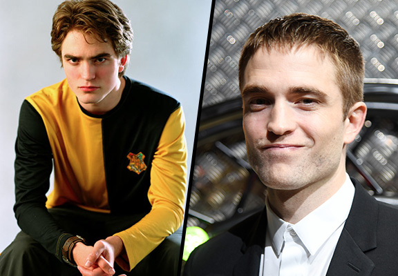 This Is What The Stars Of Harry Potter Are Up To Now pattinson