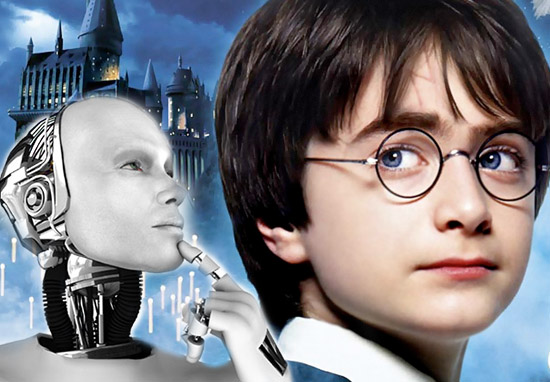 AI Computer Tries And Hilariously Fails To Write New Harry Potter Chapter potter1