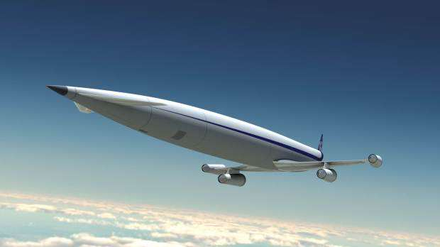 This Amazing New Jet Could Get You To Australia In Just Four Hours reaction 2