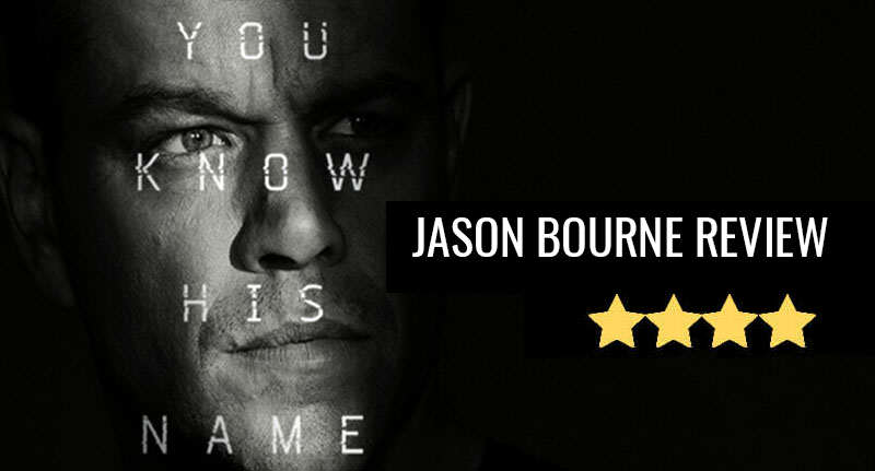 Jason Bourne Is Back In A Fantastic Modern Thriller review thumb