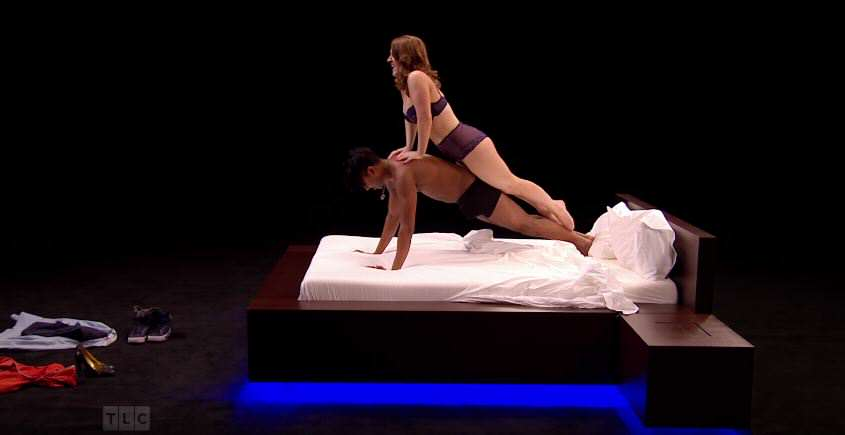 Strangers Strip Off And Get Into Bed Together In New Dating Show show 3