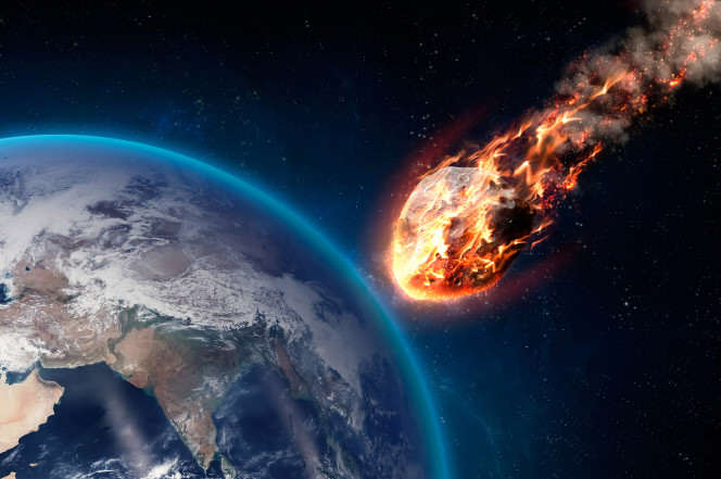 NASA Warn Asteroid Could Hit Earth Causing Immense Suffering And Death shutterstock 297359234