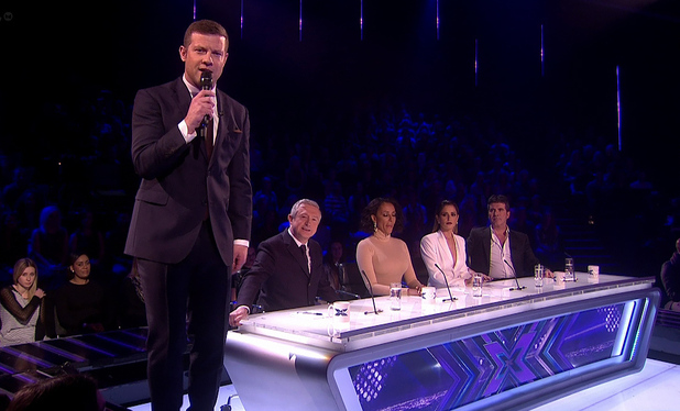 Dermot OLeary Just Became TVs Highest Paid UK Presenter simon cowell dermot o leary x factor
