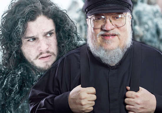 The Truth About Jon Snow Was Revealed By George R.R. Martin Years Ago snow1