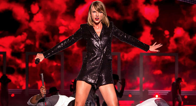 Taylor Swift Is A Clone Of A Satanist, According To Conspiracy Theory swift fb
