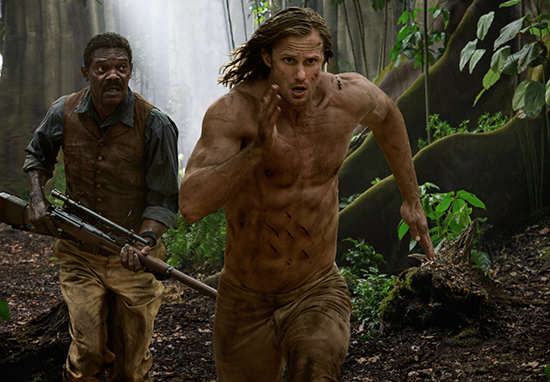 Here's The Training Plan That Got Tarzan Star Completely Ripped