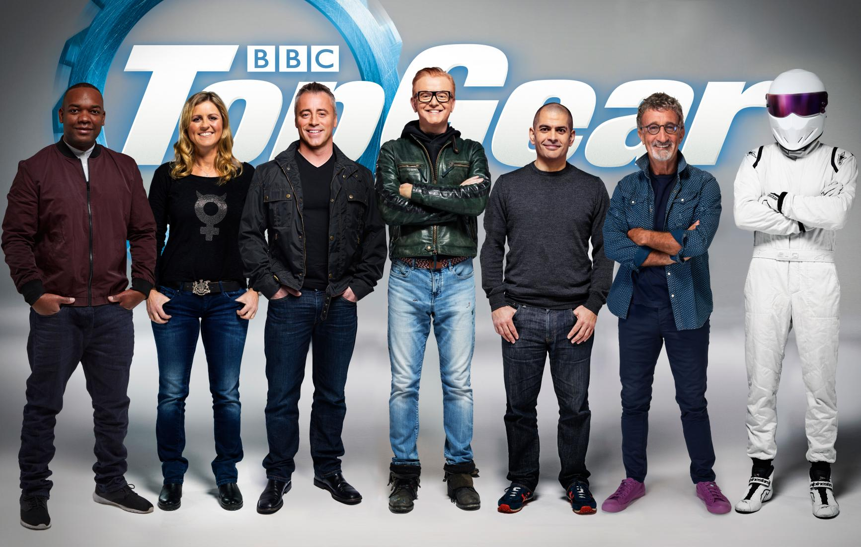 Chris Evans' Top Gear Actually Outperformed Clarkson's tg  line up maincloser af1