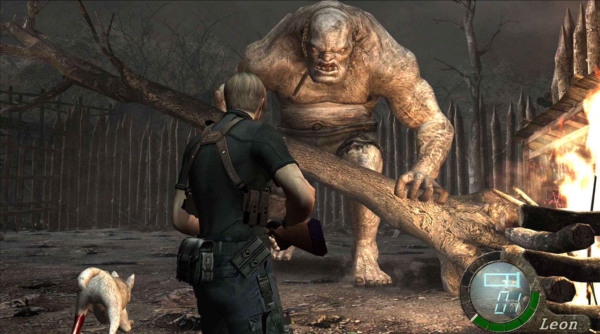 Resident Evil 4 Coming To PS4/Xbox One, Heres When thatdog