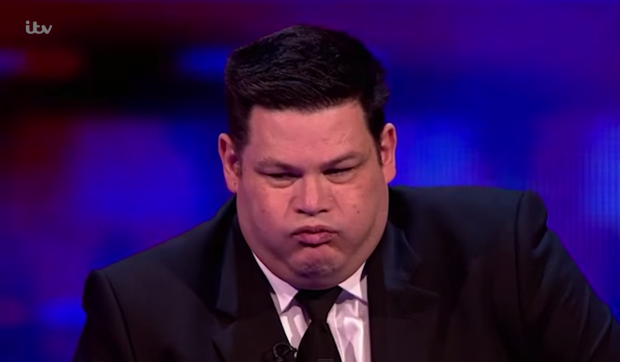 Bradley Walshs New Show To Rival The Chase Sounds Absolutely Brutal the chase phew