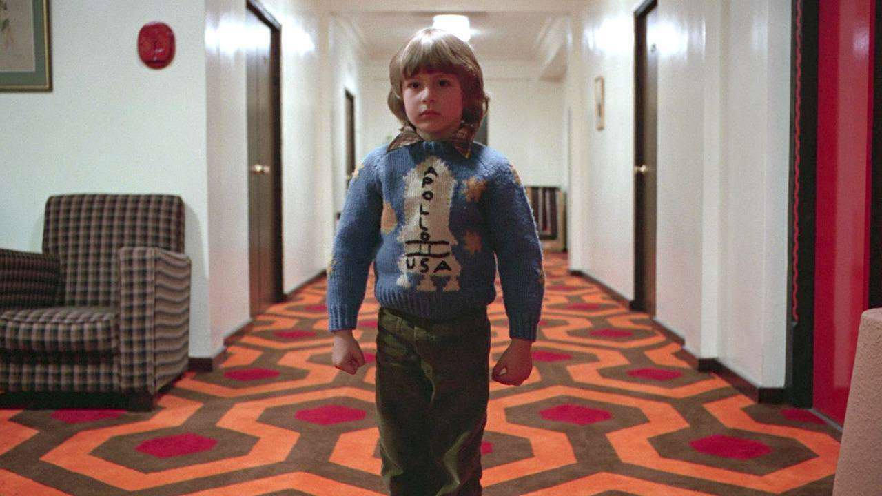 The Shining best horror all time