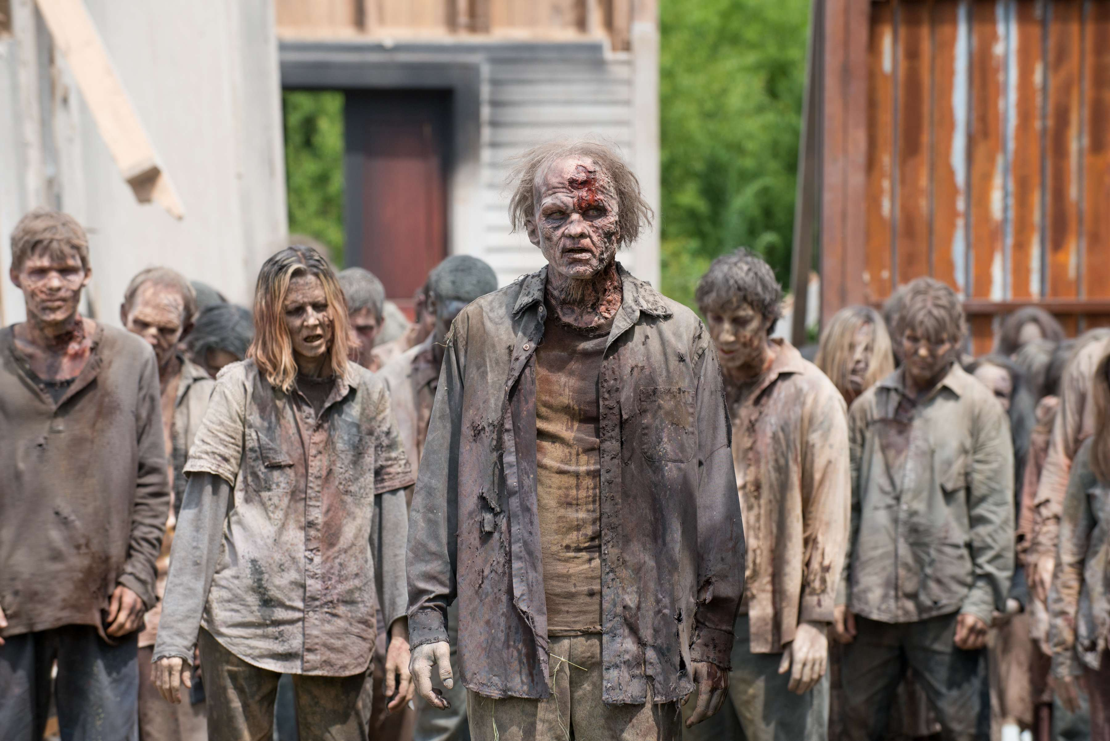 Pentagon Nurses Are Training For A Zombie Apocalypse the walking dead zombies