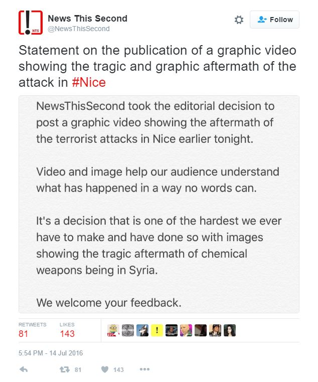 This Is Why You Shouldnt Watch That Video Of Nice Attack tweet 1