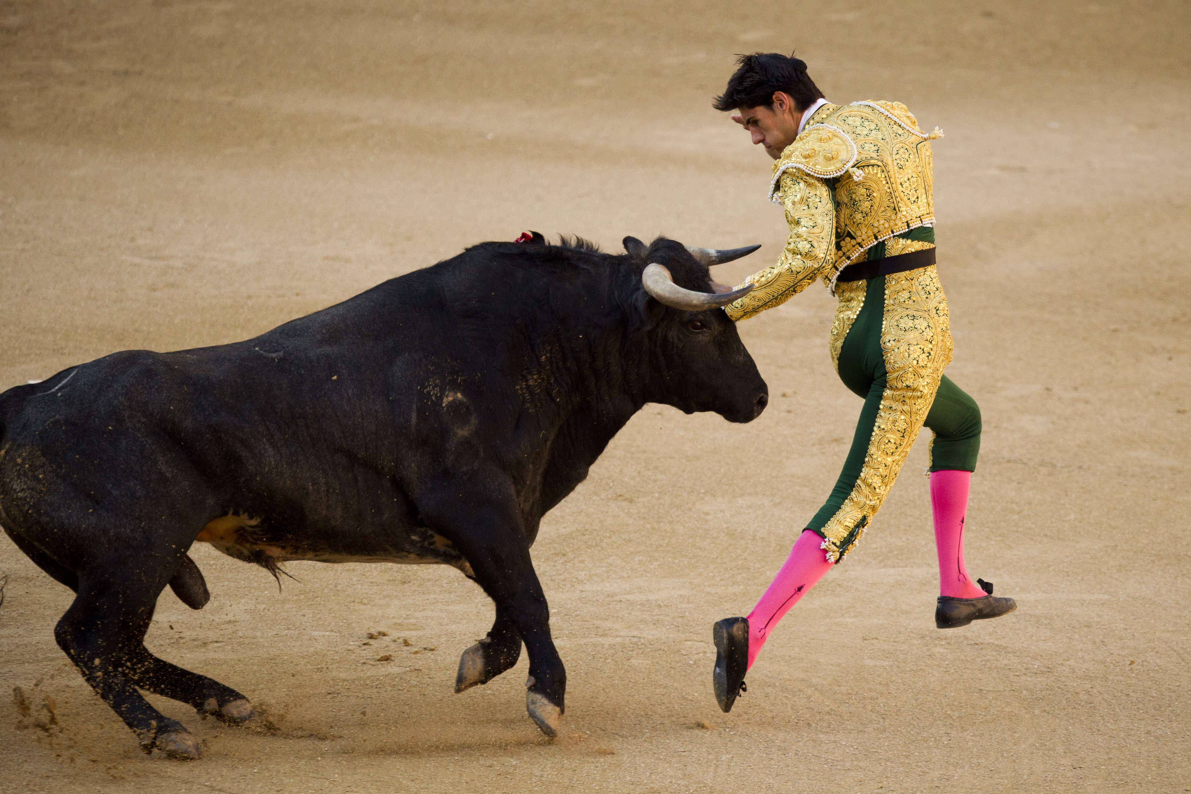 Trolls Mock Death Of Bullfighter On His Own Facebook Page victor33