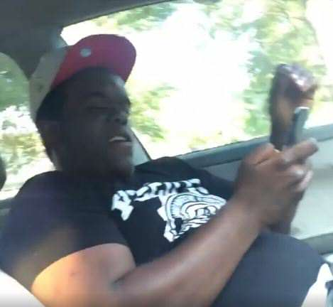 Three Men Shot In Car During Facebook Live Stream vid 3 2