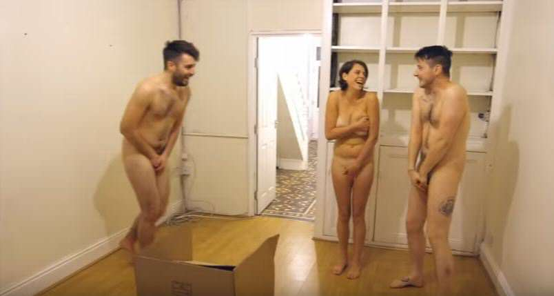 New Show Sees Millennials Ditch Everything, Even Their Clothes vid 3