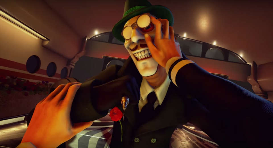 We Happy Few Can Be Finished In Less Than Two Minutes wehappyfew