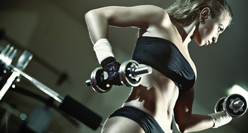 Heres Why Women Should Lift Weights weights fb