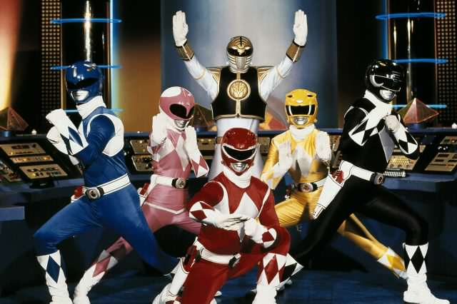 The Oddest Censorship In Classic Childrens Cartoons what happened to the cast of mighty morphin power rangers 876016 640x426