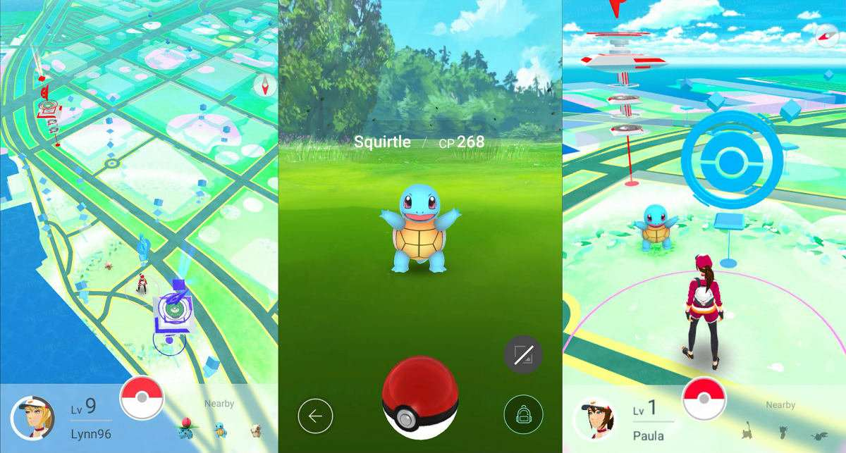 How To Get Pikachu As Your Pokemon GO Starter where are the pokemon go gyms in your neighbourhood find out with this handy map 1051083