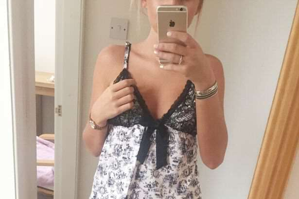 This Woman Accidentally Bought Some Very NSFW Pyjamas woman bought pyjamas from Ann Summers only to discover the pattern was of people having sex