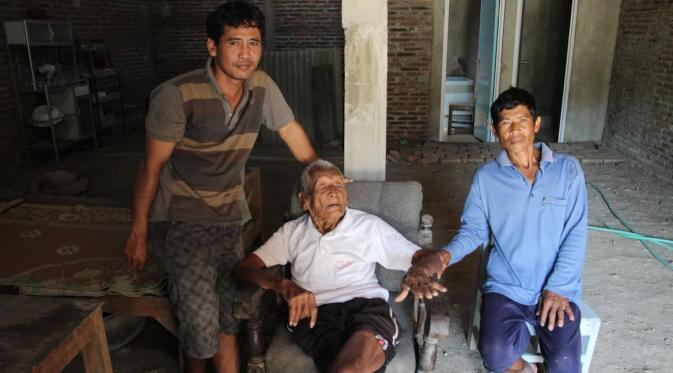 Man Claims To Have Smashed Previous Worlds Oldest Person Record 046097400 1472019206 Mbah Gothok Sragen dan cucu