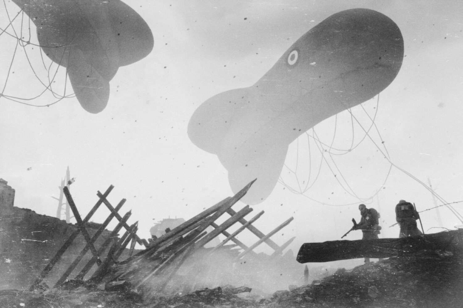 Battlefield 1 Screens Look Hauntingly Realistic With Black & White Filter 0wFWUw4