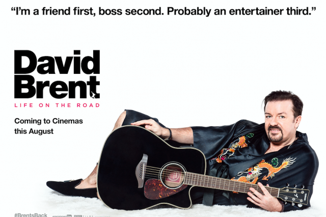 The Boss Is Back In David Brent: Life On The Road 103142 640x426