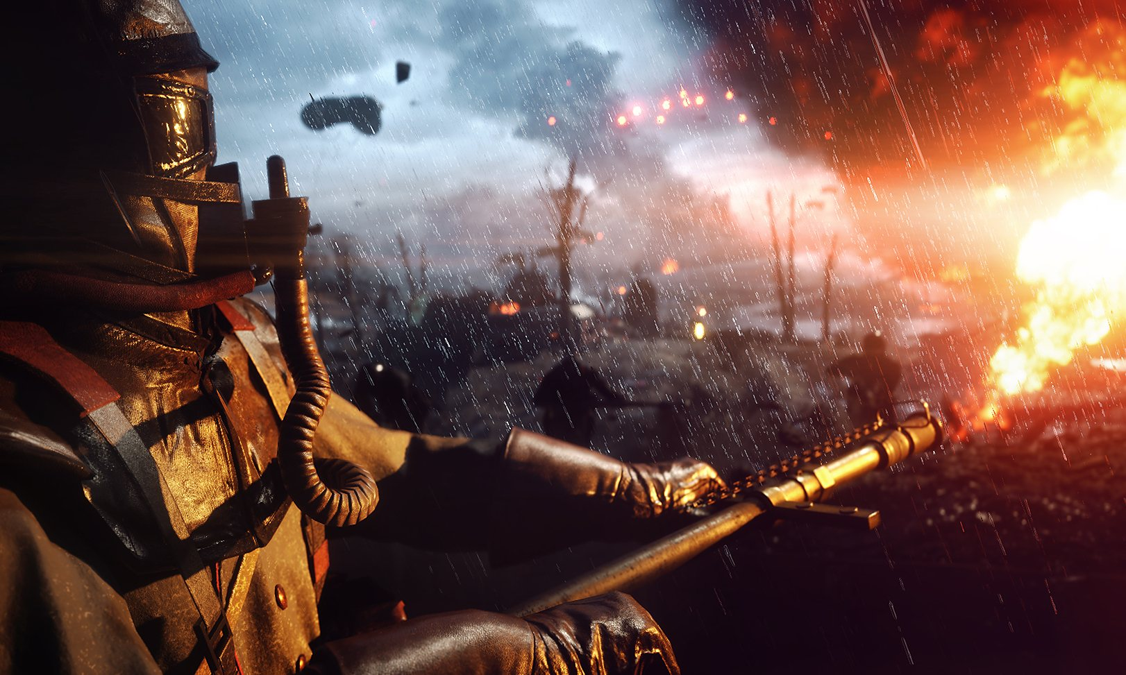 Five Things Weve Learned From The Battlefield 1 Beta 1622