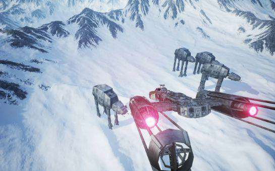 Battlefront 3 Fan Remake Continues, But Theres A New Catch 3056313 ywing