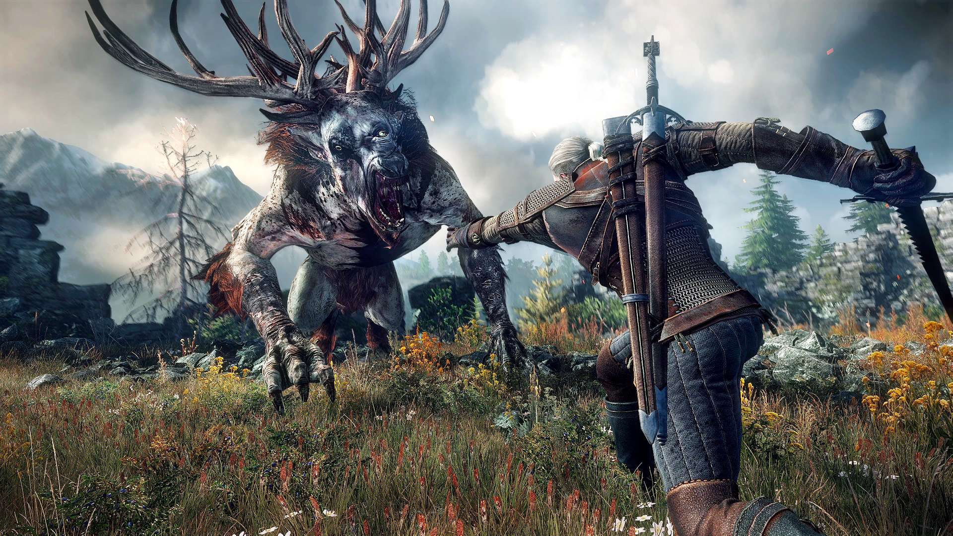Witcher 3 Game Of The Year Edition Gets Incredible First Trailer 311 2 1439551173