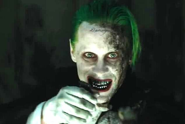 Jared Leto Reveals Who Inspired His Version of The Joker 3326022C00000578 3538507 It s the method The actor 44 stayed in character throughout the  m 9 1460576925944 634x426